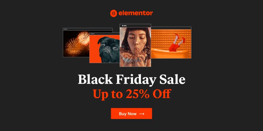 Elementor Black Friday 2020 | Elementor Pro Discount 2020